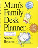 Mum's Family Desk Planner 2015