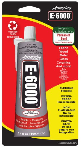 E6000 Craft 3.7Ounce Adhesive Picture