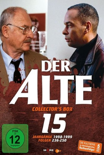 Der Alte - Collector's Box Vol. 15 (Folgen 236-250) [5 DVDs]