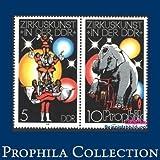 echange, troc FR.Prophila - timbres pour les collectionneurs: DDR wzd394 neuf avec gomme originale 1978 arts du cirque