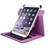 Dragon Touch M10X, Dragon Touch X10, DRAGON TOUCH A1X PLUS , EGlide XL Pro II PU Leather Multi-angle Stand Folio...