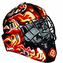 Franklin Sports NHL Inferno Street Hockey SX Pro GFM 1000 Goalie Face Mask by Franklin