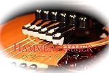 キーボード感覚の革新的ギター・アタッチメント