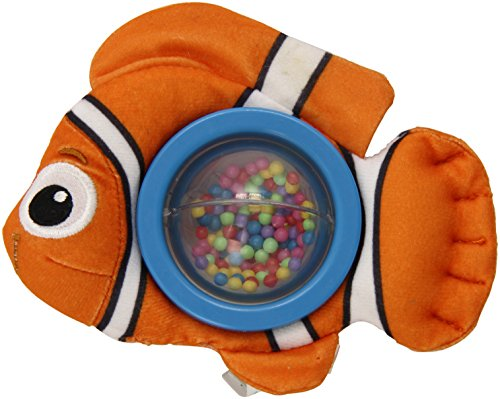 Disney Baby Nemo Bead Rattle (Discontinued by Manufacturer)