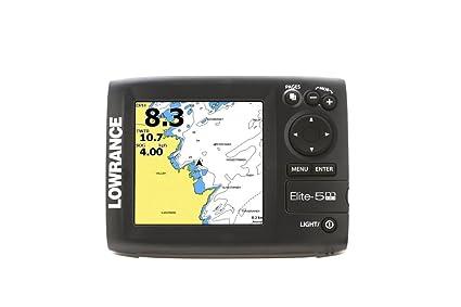 Lowrance Elite 5M HD GPSPlotter