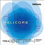 D'Addario ダダリオ ヴィオラ弦 H410 MM Helicore Viola Strings / Set (4-strings) MediumScale 【国内正規品】