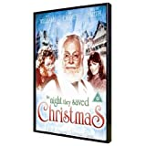 The Night They Saved Christmas DVD (1984) Art Carney [All-Region] Santa Claus ~ Art Carney
