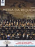 Verdi: Messa Da Requiem [Dimitra Theodossiou, Sonia Ganassi, Francesco Meli] [C Major: 725408] [DVD] [NTSC] [2013]