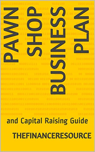 Pawn Shop Business Plan