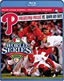Cover art for  2008 Philadelphia Phillies: The Official World Series Film [Blu-ray]