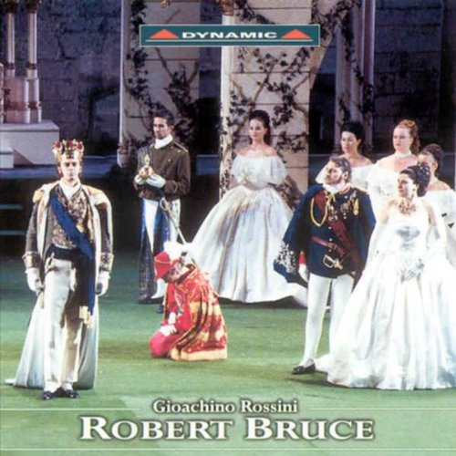 CD : Paolo Arrivabeni - Robert Bruce (CD)