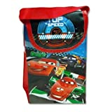 Disney Cars 2 Non Woven Utility Bag W/flap & Handle with Matte Printing