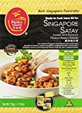 Prima Taste Singapore Kebab Satay Sauce Kit, 9.7-Ounce Boxes (Pack of 4)