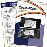 """4x mumbi Displayschutzfolie Nintendo 3DS 3 DS Displayschutz """"CrystalClear"""": 2 x Bildschirm UND 2 x Touchscreen unsichtbar!von """"mumbi"""""""