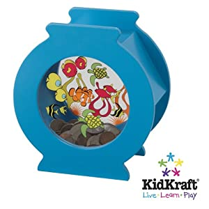 Kidkraft fish bowl money bank toys games for Fish bowl amazon