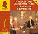 Mozart Edition, Vol.1: Violin & Wind...