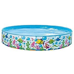 Idea estate piscina rigida per bambini 150x25 cm for Piscina rigida