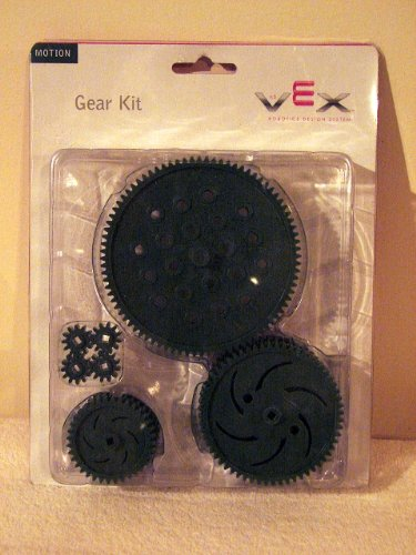 Vex Robotics Design System Gear Kit Motion 276-2169