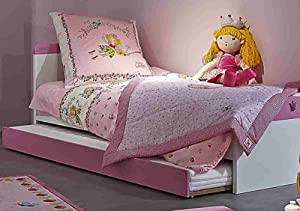 lillifee bett prinzessin kinderbett jugendbett k che haushalt. Black Bedroom Furniture Sets. Home Design Ideas