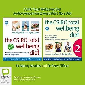 CSIRO Total Wellbeing Diet Audiobook