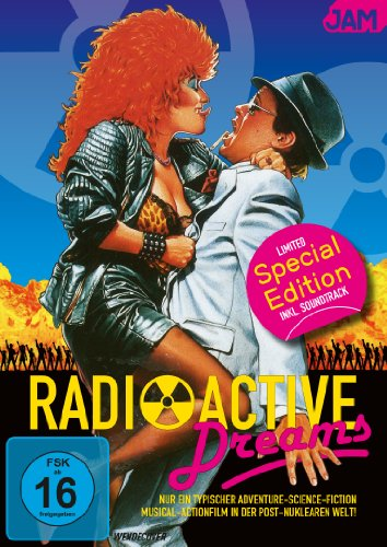 Radioactive Dreams SE (2 Disc-Set mit Soundtrack-CD, limitiert auf 1.000 Stück) [2 DVDs]