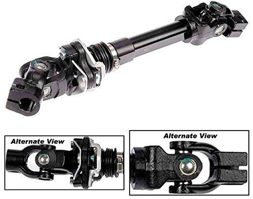 apdty-536376-intermediate-steering-shaft-with-universal-rag-u-joints-for-2000-dodge-dakota-2000-dodg