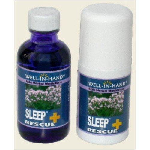 Sleep Rescue Cobalt 2 Oz