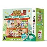 Animal Crossing: Happy Home Designer Bundle - Nintendo 3DS