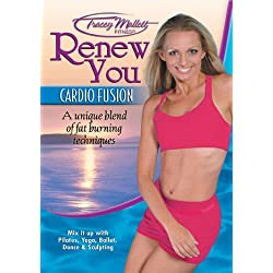 Tracey Mallett Renew You Cardio Fusion by Tracey Mallett