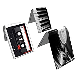 Stray Decor (Musical) 3x Bus / Train Ticket Wallets, Metro / Clipper / ORCA Card Holders COMBO