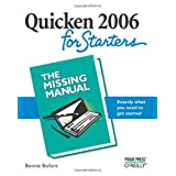 Quicken 2006 for Starters: The Missing Manual ~ Bonnie Biafore