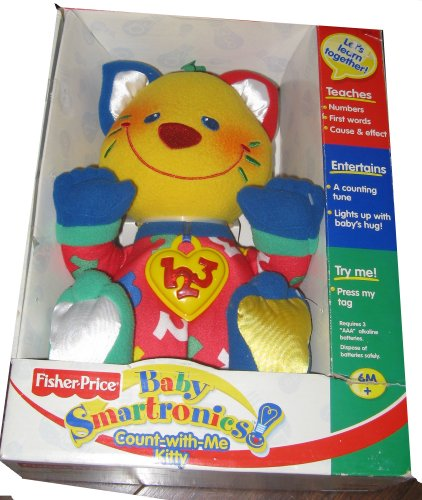 Baby Smartronics! Count With Me Kitty - 1