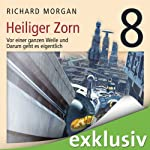 Kovacs 8: Heiliger Zorn II | Richard Morgan