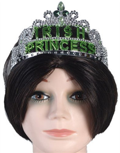 Irish St. Patricks Day Princess Tiara Ireland Costume Accessory