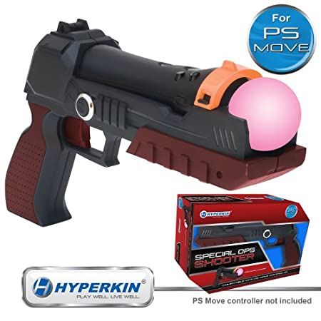 PS3 Move Special Ops Shooter Gun