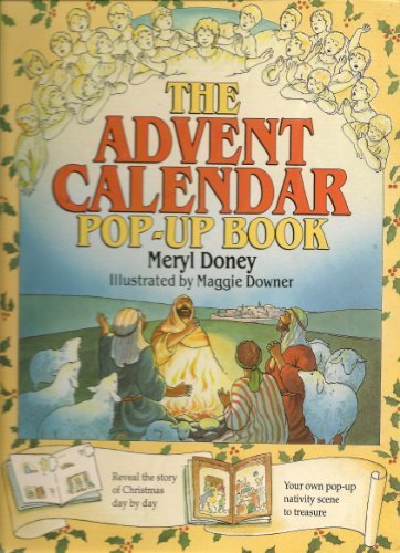 The Advent Calendar: Pop-up Book