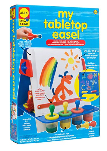 ALEX Toys Little Hands My Tabletop Easel (Alex Tabletop compare prices)