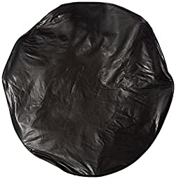 ADCO 1737 Black Vinyl Spare Tire Cover J (Fits 27\