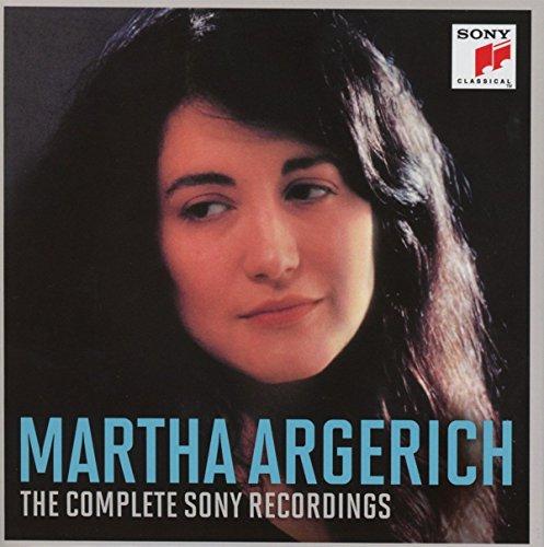 Martha Argerich-Tutte Le Registrazioni Sony [5 CD]