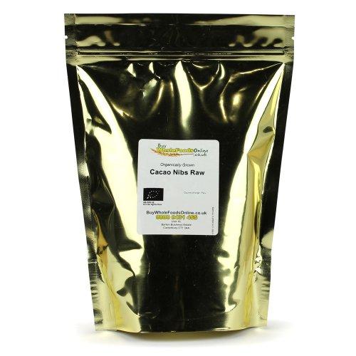 Organic Cacao Nibs (Raw) 250g