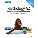The Complete Companions: A2 Student Book for AQA A Psychology (Second Edition)by Mike Cardwell
