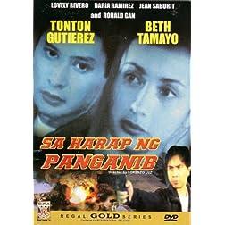 Sa harap ng panganib - Philippines Filipino Tagalog DVD Movie