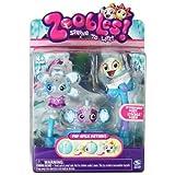 Zoobles: Twobles Starfish & Fish Happitat - Starford #321 & Lyndee #328