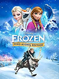 Frozen (2013) Sing Along Edition (DVD)