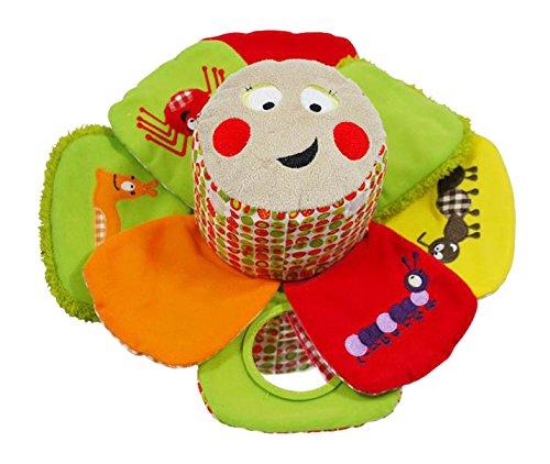 """FUNKY GARDEN Le jouet d'éveil """"salade"""" bébé, multicolore"""