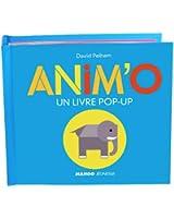 Anim'o : Un livre pop-up