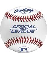 Rawlings ROLB1 Balle de baseball en cuir