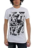 Linkin Park - - Hommes anges T-shirt blanc