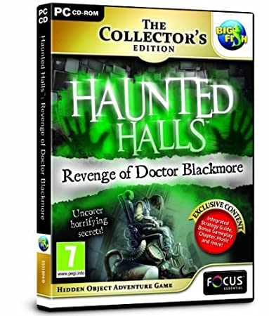 Haunted Halls Revenge of Doctor Blackmore CE (PC DVD)
