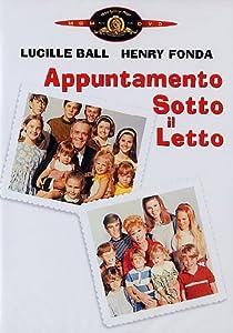 Amazon.com: Appuntamento Sotto Il Letto: Lucille Ball, Tom